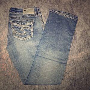 Sliver brand SUKI jeans